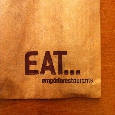 8/26/2012에 Sandro A.님이 EAT에서 찍은 사진