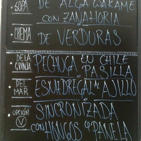 Foto diambil di AgoraLucis-bistrot oleh Juan Carlos d. pada 9/10/2012