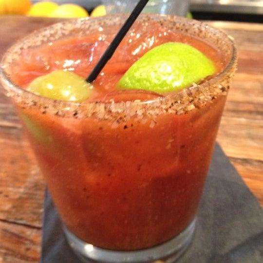 Das Foto wurde bei Campagnolo Restaurant + Bar von Patrick M. am 7/1/2012 aufgenommen