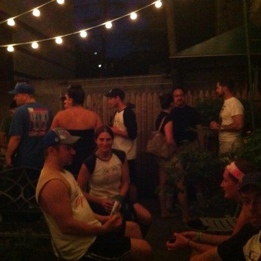 Снимок сделан в Soft Spot Bar пользователем Eric R. 8/26/2012