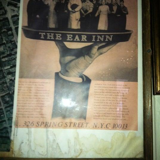 2/19/2012にAmandaがEar Innで撮った写真