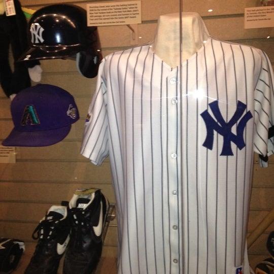 7/11/2012 tarihinde Sharon B.ziyaretçi tarafından National Baseball Hall of Fame and Museum'de çekilen fotoğraf