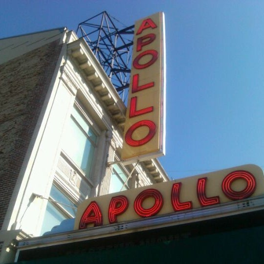 2/18/2012 tarihinde Corella P.ziyaretçi tarafından Apollo Theater'de çekilen fotoğraf