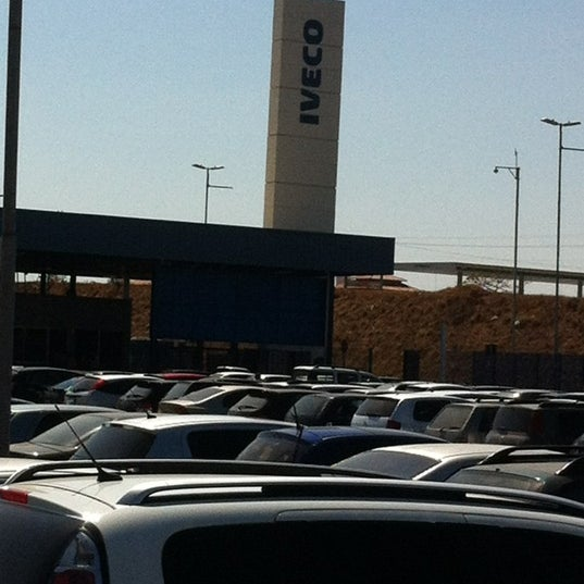 Foto tirada no(a) Iveco Latin America por Rodrigo D. em 9/5/2012