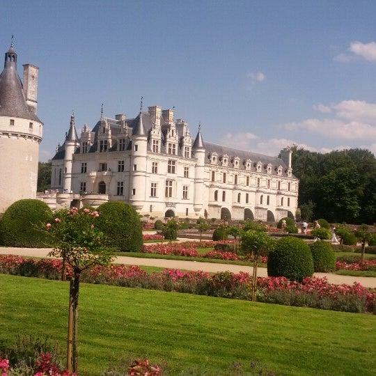7/26/2012에 Cornel M.님이 Château de Chenonceau에서 찍은 사진