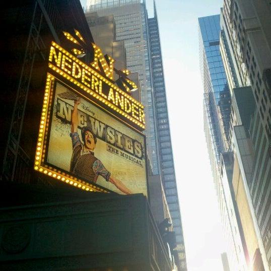 5/18/2012にJustin W.がNederlander Theatreで撮った写真