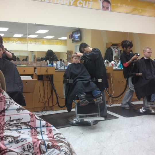 Photos at Barber Shop - Fort Drum PX