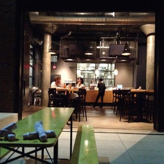 Das Foto wurde bei Exile Brewing Co. von Abby R. am 9/6/2012 aufgenommen