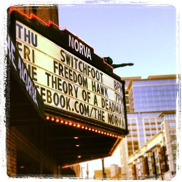 4/12/2012にLandon P.がThe NorVaで撮った写真