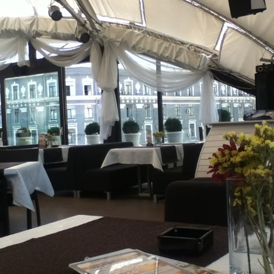 Foto tirada no(a) Panorama Lounge por виктория в. em 7/10/2012