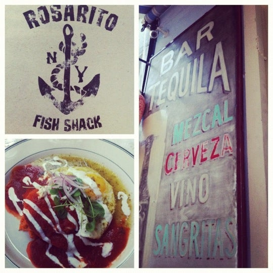 Photo prise au Rosarito Fish Shack par Scott Z. le7/22/2012