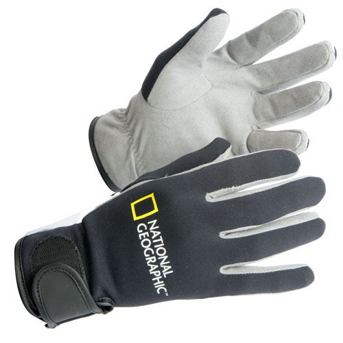 Special of the Week: National Geographic Gloves originally $24.99, through June 20 only $15.95