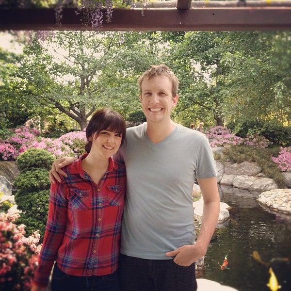 3/24/2012にJames V.がJapanese Friendship Gardenで撮った写真
