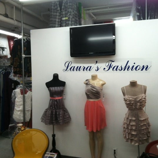 8c26a47aae Laura's Fashion - Garment District - New York, NY