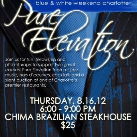Foto diambil di Chima Brazilian Steakhouse oleh Blu A. pada 8/16/2012