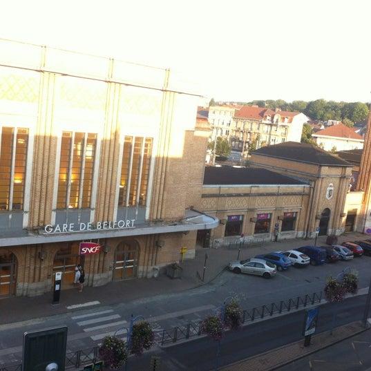 Photo prise au Best Western Hôtel Belfort par Hermann S. le8/11/2012