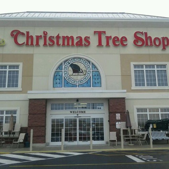- Christmas Tree Shops - Gift Shop