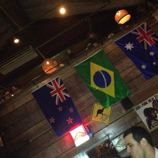 8/3/2012 tarihinde Camila D.ziyaretçi tarafından Kia Ora Pub'de çekilen fotoğraf