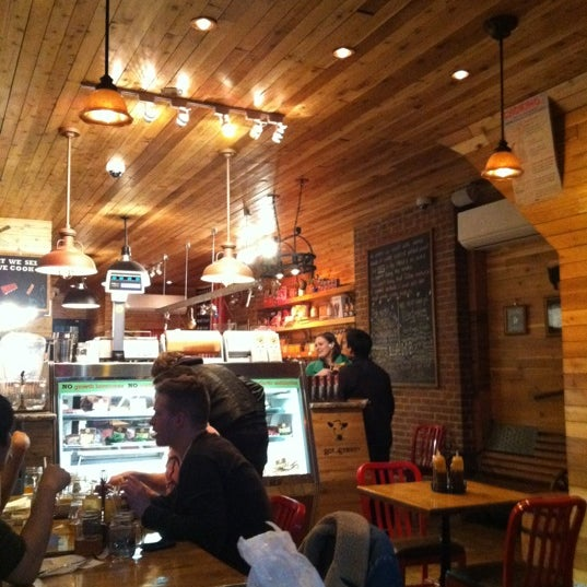 Photo prise au Butcher Bar par Jessica le3/12/2012