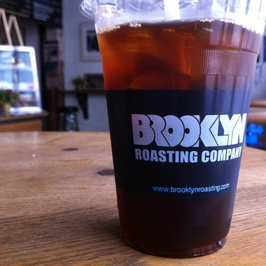 Das Foto wurde bei Brooklyn Roasting Company von Erin N. am 8/11/2012 aufgenommen