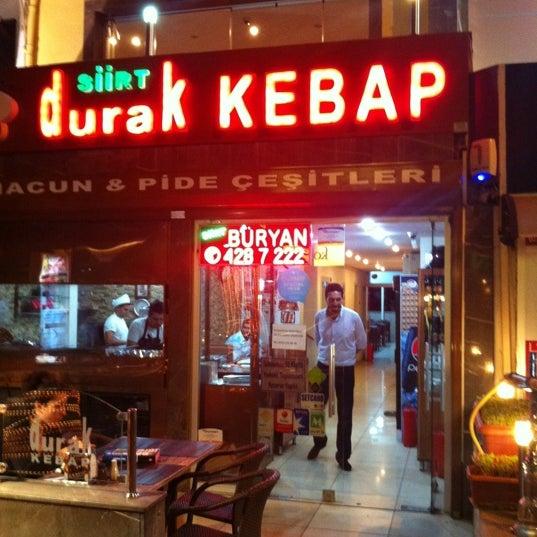 Foto tomada en Durak Kebap por Edip YALTIR . el 9/9/2012