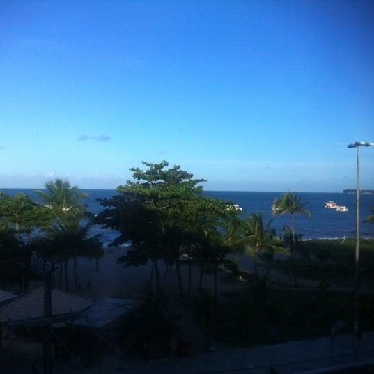 Foto tirada no(a) Atlântico Praia Hotel por Thiago D. em 5/21/2012