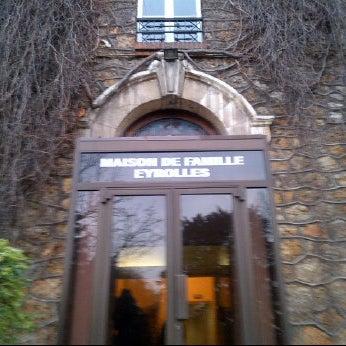 Maison de Famille - ESTP - Cachan - 4 visiteurs