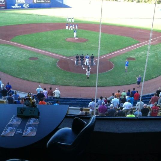Photo prise au Cashman Field par Jonathan le7/19/2012