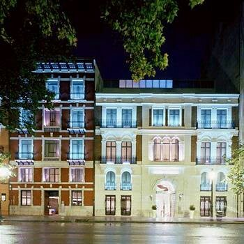 Photo prise au Hotel Hospes Palau de la Mar***** par Yusri Echman le8/25/2012