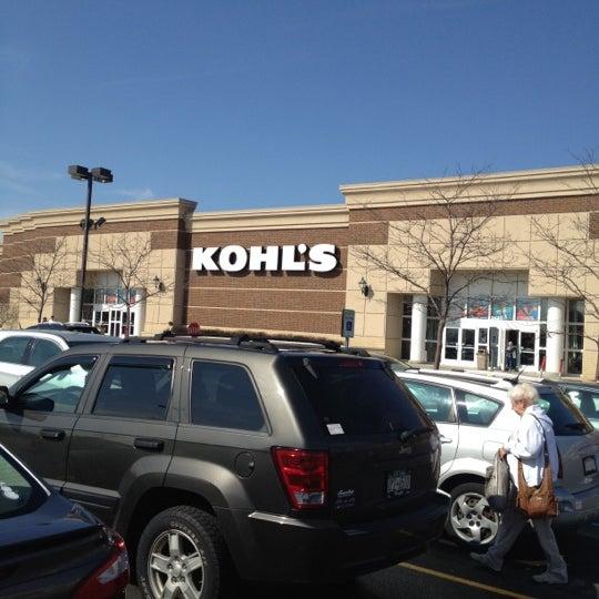 Kohls Department Store