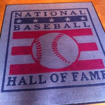 7/23/2012 tarihinde Christian C.ziyaretçi tarafından National Baseball Hall of Fame and Museum'de çekilen fotoğraf