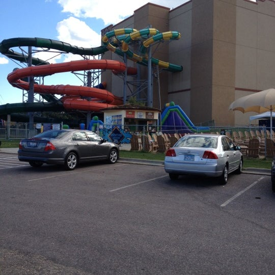 Снимок сделан в Chula Vista Resort пользователем Alejandra S. 8/20/2012