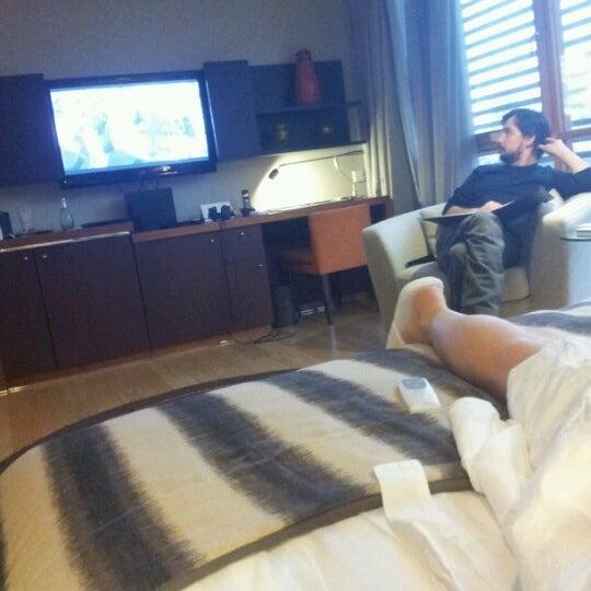 Foto tomada en Hotel Noi por Silvia B. el 7/1/2012