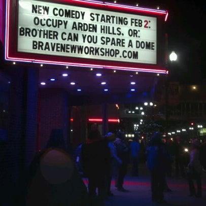 2/12/2012에 Steve J.님이 Brave New Workshop Comedy Theatre에서 찍은 사진