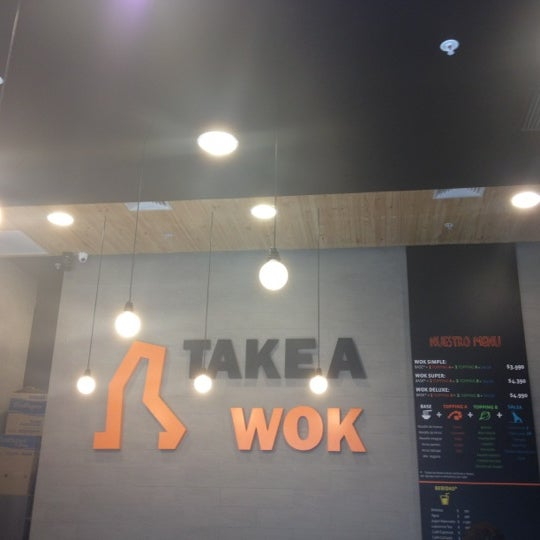 9/10/2012にFelipe S.がTake a Wokで撮った写真
