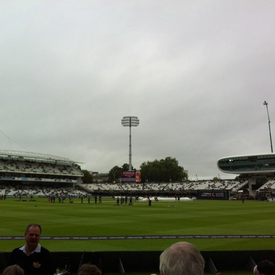Foto tomada en Lord's Cricket Ground (MCC)  por Chris M. el 9/2/2012