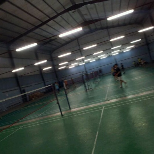 Photos At Yang Yang Badminton Basketball Court In Batu Pahat