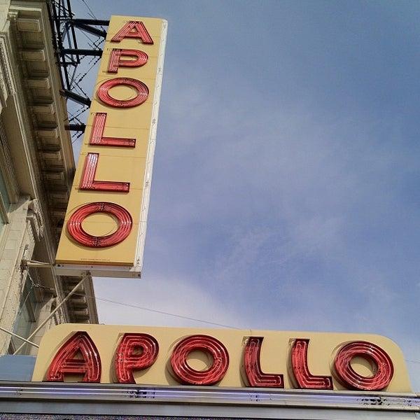 Das Foto wurde bei Apollo Theater von Edward L. am 6/2/2012 aufgenommen