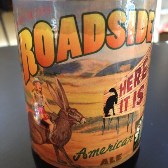 รูปภาพถ่ายที่ Mother Road Brewing Company โดย Sharon C. เมื่อ 5/27/2012