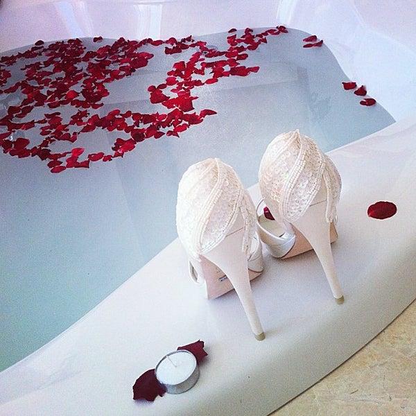 Das Foto wurde bei Sianji Wellbeing Resort von Burcu C. am 9/10/2012 aufgenommen