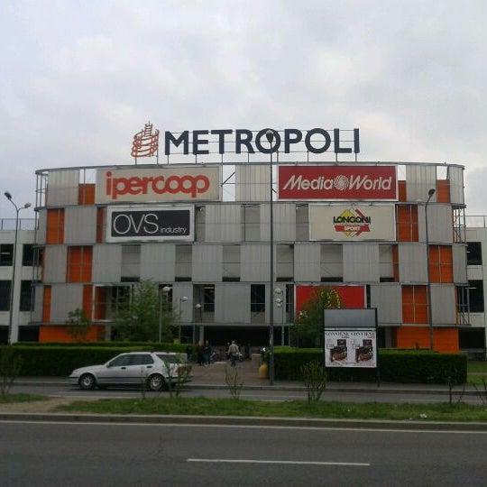 Metropoli A Novate Milanese.Foto Di Centro Commerciale Metropoli 12 Consigli