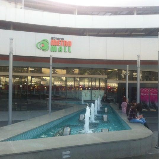 รูปภาพถ่ายที่ Athens Metro Mall โดย Eazy P. เมื่อ 4/3/2012