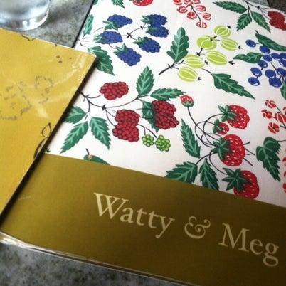 Foto tomada en Watty & Meg por Jef H. el 8/3/2012