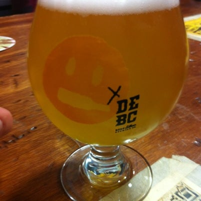 7/20/2012にTrey S.がDeep Ellum Brewing Companyで撮った写真