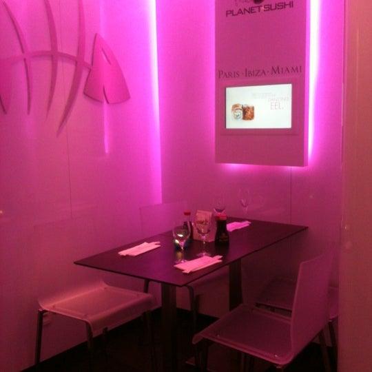 Planet Sushi Bar A Sushis A Maisons Laffitte