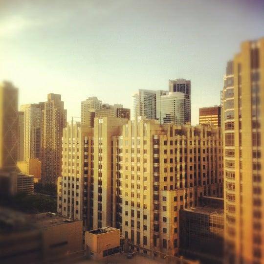 6/19/2012 tarihinde Ossi T.ziyaretçi tarafından MileNorth, A Chicago Hotel'de çekilen fotoğraf