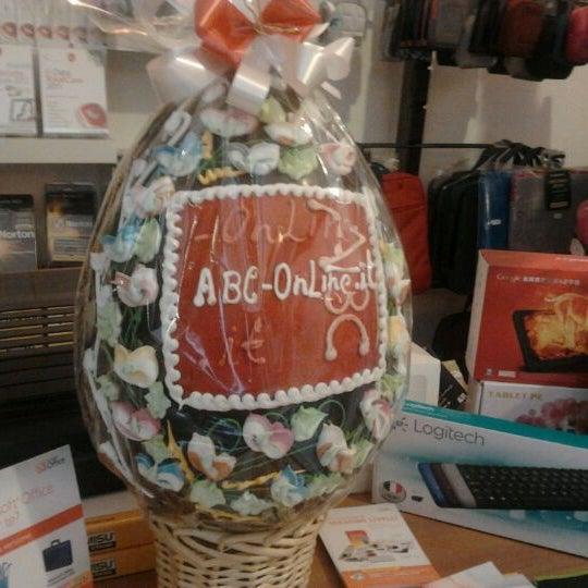 Foto scattata a ABC-OnLine.it da Emanuele P. il 4/5/2012