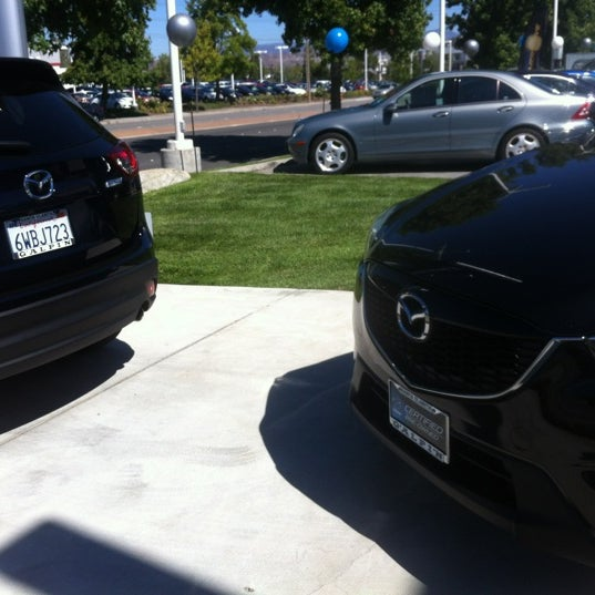 Photos At Galpin Mazda Auto Dealership In Santa Clarita