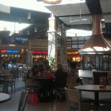 Photo Taken At Brookfield Square Food Court By Nick D On 6 10