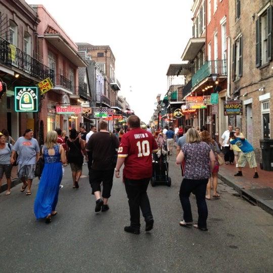 Foto tomada en Bourbon Heat por DJACEMAB1914 G. el 7/4/2012